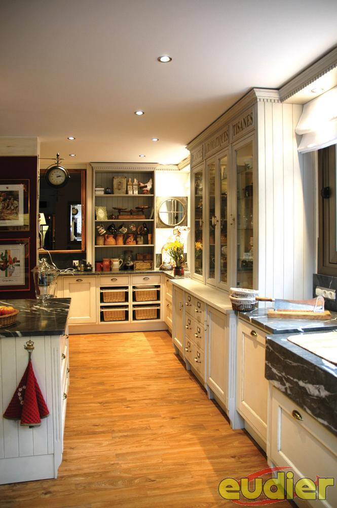 Catalogue cuisine eudier - Cuisine cottage ou style anglais ...